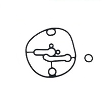 LAWN MOWER FLOAT BOWL GASKET FOR BRIGGS AND STRATTON ENGINES 698781