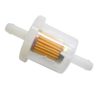 RIDE ON MOWER FUEL FILTER BRIGGS AND STRATTON , JOHN DEERE , TECUMSEH