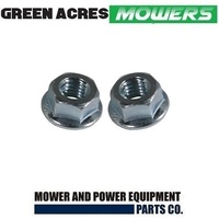 BAR NUTS TO FIT SELECTED McCULLOCH AND PIONEER CHAINSAWS CHAINSAWS