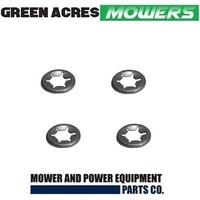 WHEEL RETAINING CLIP FIT ROVER MASPORT HONDA LAWNMOWERS