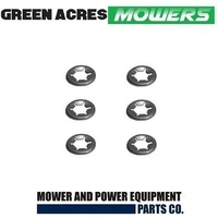 HIGHT ADJUSTER CLIPS PIN FOR ROVER MOWERS (6 PAC)  A20501116K , A02068