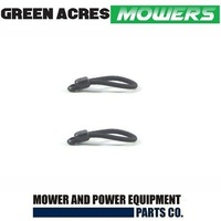2 X BONNET STRAPS FOR COX & GREENFEILD MOWERS GT07015