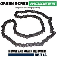 DRIVE CHAIN FIT SELECTED GREENFIELD , ROVER RANGER XC AND 2 MOWERS A06352