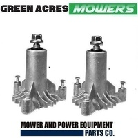 2 x  SPINDLE ASSEMBLY FOR HUSQVARNA & CRAFTSMAN MOWERS 532 13 07-94