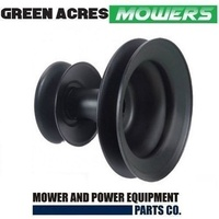 MOTOR PULLEY FOR MTD YARDMAN WHITE RIDE ON MOWERS 756-0982