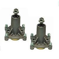 2 x RIDE ON MOWER SPINDLE ASSY  HUSQVARNA  &  POULAN PRO 532 18 72-92 , 532187292