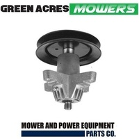 SPINDLE ASSY FOR MTD , CUB CADET RIDE ON  MOWERS  918-0624  , 618-0624 , 112-0460