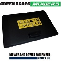 REAR CATCHER FLAP FIT MOST STEEL AND ALLOY MASPORT & MORRISION MOWERS