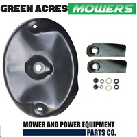 BLADE CARRIER DISC WITH BLADES FOR SELECTED 18 INCH VICTA LAWNMOWERS