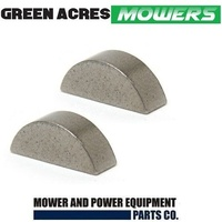 "2 X 1/2 ROUND KEY FITS 17"" ROVER AND SCOTT BONNAR CYLINDER MOWERS"