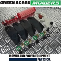 LAWN MOWER SERVICE KIT FOR 19 INCH VICTA 2 STROKE LAWN MOWERS WITH PRIMER CAP