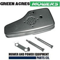MUFFLER FITS BRIGGS AND STRATTON QUANTUM MOTORS    496106, 495547