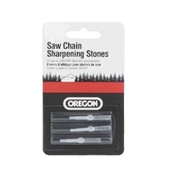"OREGON CHAINSAW CHAIN SHARPENING GRINDING STONES TREADED  5/32"" FOR 3/8LP CHAIN"