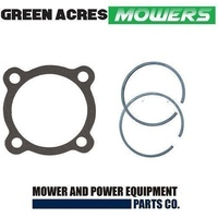 STD PISTON RING SET AND HEAD GASKET  FOR VICTA POWER TORQUE & VC160 160CC MOTORS