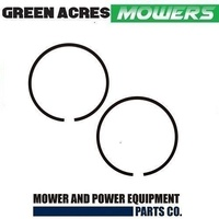 LAWN MOWER RING SET FOR VICTA 125 MOTORS +020 OVERSIZE