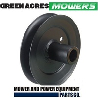 RIDE ON MOWER SPINDLE PULLEY FOR MTD 36 & 38 INCH MOWERS  756-0486
