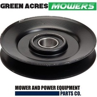 IDLER PULLEY FITS SELECTED GREENFIELD RIDE ON MOWERS GT7965 , GT2602