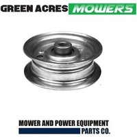 FLAT DRIVE IDLER PULLEY FOR HUSQVARNA RIDE ON  MOWER OEM 532 17 34-37