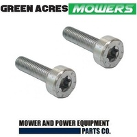2 X M5X12 TORX SCREW FITS SELECTED STIHL CHAINSAW FILTERS CYLINDERS etc