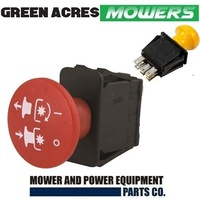 RIDE ON MOWER PTO SWITCH FOR KUBOTA MOWERS  K1211-62230 , K1211-62231