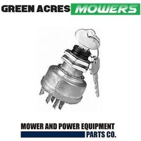 RIDE ON MOWER IGNITION SWITCH FOR JOHN DEERE MOWERS
