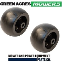 "2 X 5""  DECK WHEELS FOR SELECTED HUSQVARNA RIDE ON MOWERS 532 17 48-73"