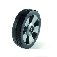 6 1/2 INCH WHEEL FOR ROVER LAWN MOWERS