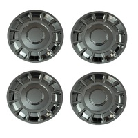 1 SET OF 4 HUB CAPS FOR ROVER MOWERS