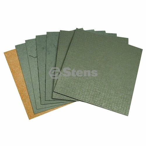 UNIVERSAL GASKET PAPER / MATERIAL KIT RIDE ON MOWER  LAWN MOWER CHAINSAW TRIMMER