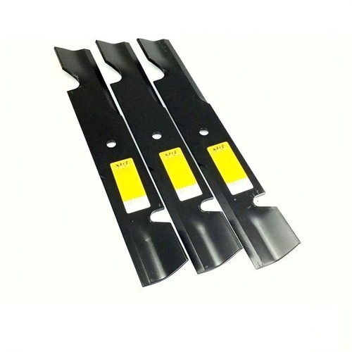"3 X BLADES FOR SELECTED 60"" HUSTLER MOWERS 602771"