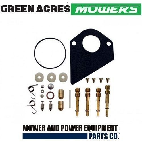 RIDE ON MOWER CARBURETOR REBUILD KIT BRIGGS AND STRATTON 19 & 28 SERIES MOTORS