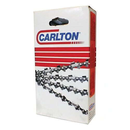 "2 x CARLTON CHAINSAW CHAIN FITS 14"" BAR HUSQVARNA RYOBI 52 3/8 LP"