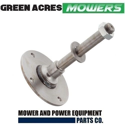 GENUINE  CUTTER HEAD SPINDLE SHAFT FITS SELECTED COX MOWERS 13181