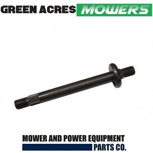 RIDE ON MOWER BLADE SPINDLE SHAFT FOR MURRAY & VIKING  MOWERS OEM 94129  774091MA
