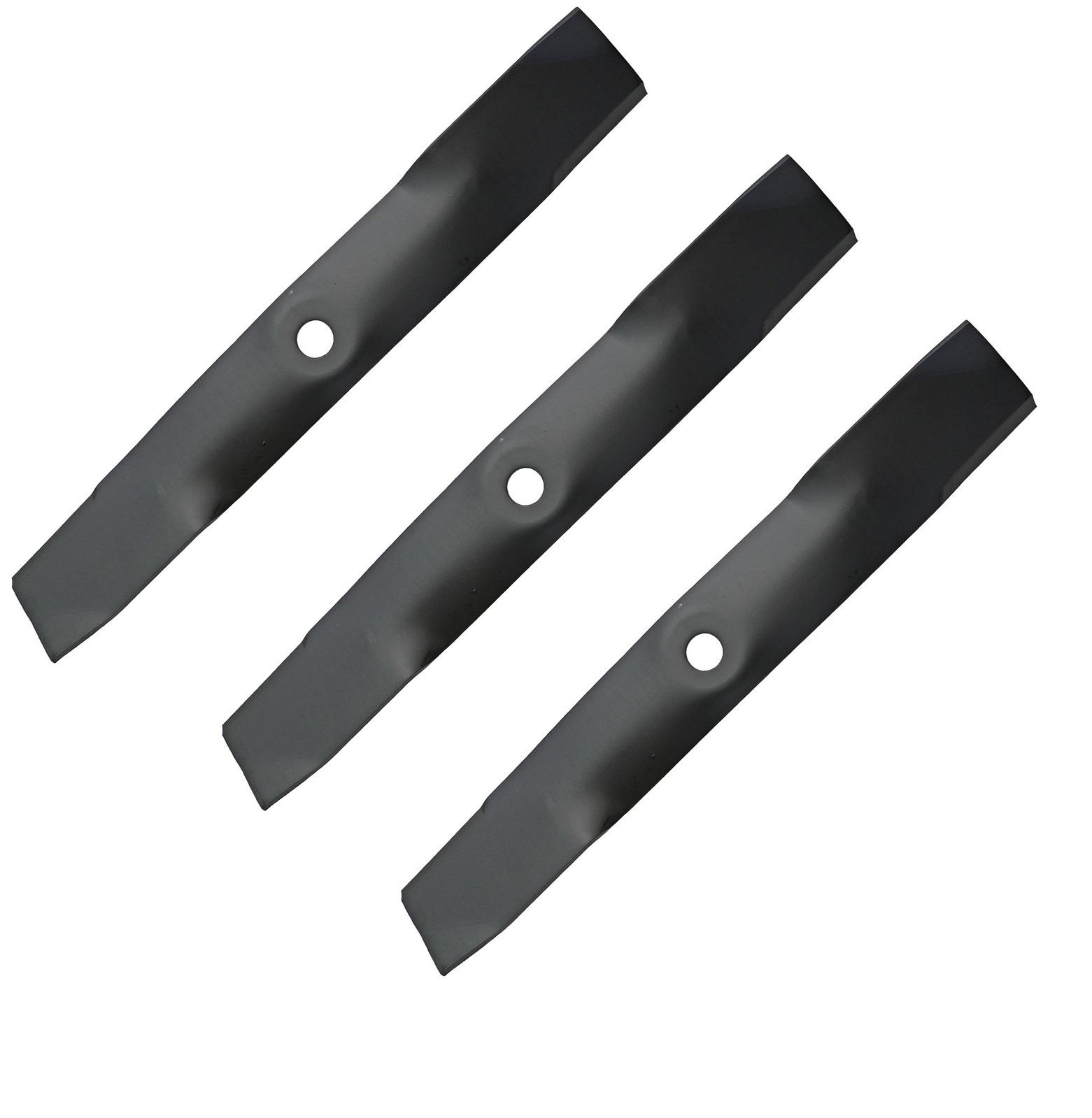 "Predator Mower Blade Set of 3 M143504 or M145719 Fits 62/"" Cut"
