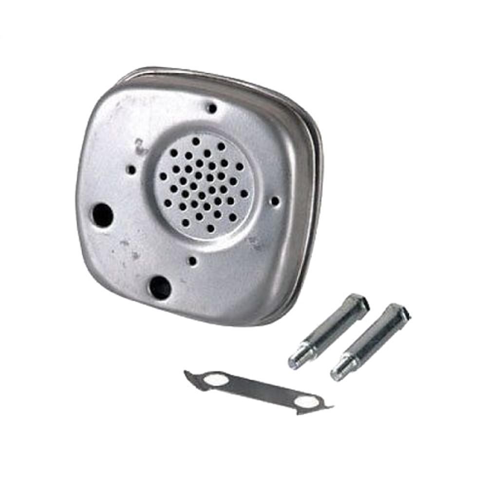 LAWN MOWER MUFFLER FOR 5 HP 13 SERIES BRIGGS AND STRATTON MOTORS