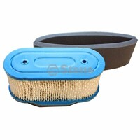 QUALITY STENS AIR & PRE FILTER FOR SELECTED KAWASAKI MOTORS & JOHN DEERE MOWERS