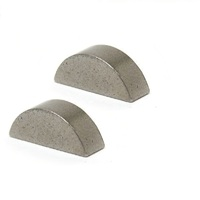 2 X BLADE BOSS KEY FIT SELECTED BRIGGS MOTORS MASPORT ROVER HONDA LAWN MOWERS