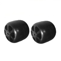 2 X DECK WHEELS FOR KUBOTA  RC40G  G4200  G5200  76543-46250