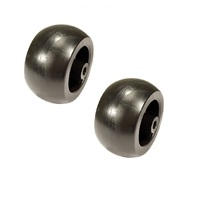 "2 X 5""  DECK WHEELS FOR SELECTED KUBOTA RIDE ON MOWERS K5371-42110 K5351-42110"