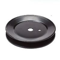 "RIDE ON MOWER MTD SPINDLE PULLEY FITS SELECTED 46"" CUT MODELS 756-1187 TORO 112-0358"