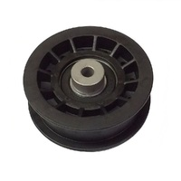 FLAT IDLER PULLEY FITS SELECTED JOHN DEERE SABRE LX LTX SERIES MOWERS AM104666