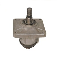 DECK SPINDLE FOR SELECTED 46' cut MTD MOWERS  918-0241  618-0241  918-0431