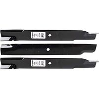"1 SET OF 60"" BLADES FITS SELECTED DIXON RIDE ON MOWERS 12421 , 13956 , 18931"