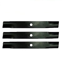 "60"" BLADE SET FOR SELECTED JOHN DEERE TRACTOR  MOWERS  AM100538, M141785, M87622"