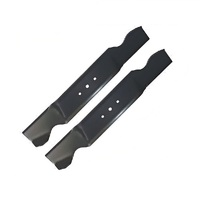 38 INCH BLADES FITS SELECTED MTD RIDE ON MOWER 742-0473A, 942-0473A
