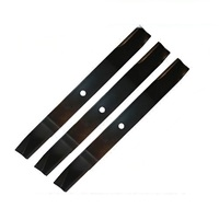 RIDE ON MOWER BLADE SET FOR SELECTED 48 INCH TORO MOWERS  106637  106078
