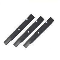 "54"" RIDE ON MOWER BLADE SET FOR SELECTED HUSTLER ZERO TURN MOWERS 797696"