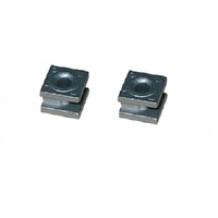 2 x  EYELETS FITS SELECTED LINE TRIMMER  BRUSHCUTTER HEADS 13mm X 7mm