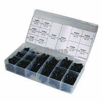240 PIECE BOLT KIT FOR POULAN  & HOMELITE CHAINSAWS AND TRIMMERS
